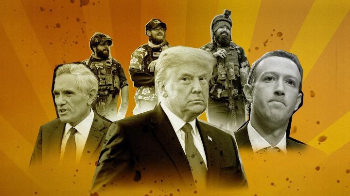 خطرناک ترین افراد سال 2020 در فضای مجازی