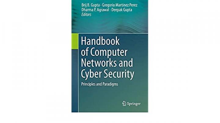 معرفی کتاب: کتاب راهنمای شبکه های کامپیوتر و امنیت سایبری