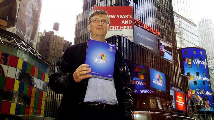 افشای کد منبع ویندوز XP مایکروسافت