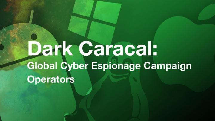 بررسی بدافزارهای گروه هکری دارک کاراکال