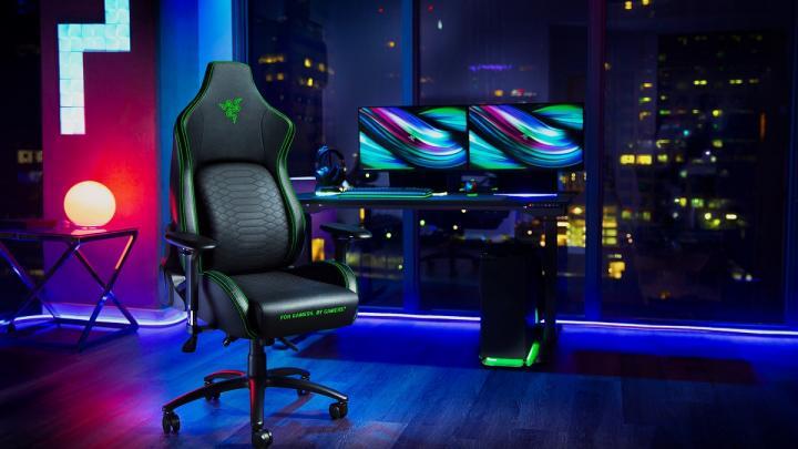رونمایی از اولین صندلی گیمینگ شرکت Razer
