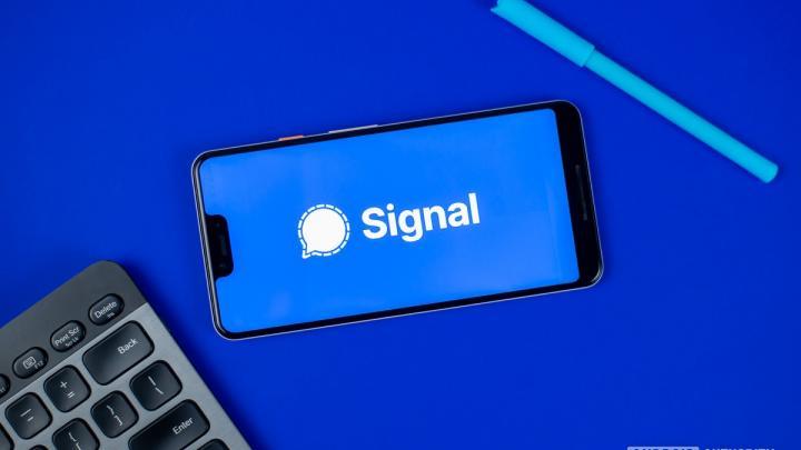 رفع خرابی یک روزه پیام رسان مرموز سیگنال
