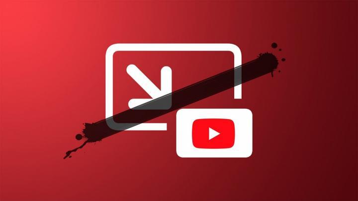 توقف استفاده از ویژگی خاص iOS14 در یوتیوب